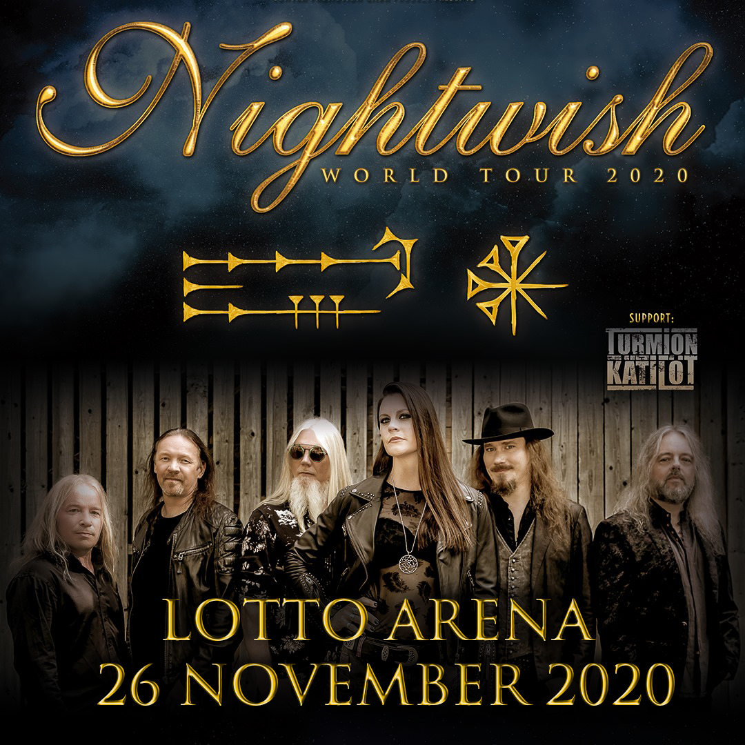 Nightwish_Tour_Antwerpen_2020